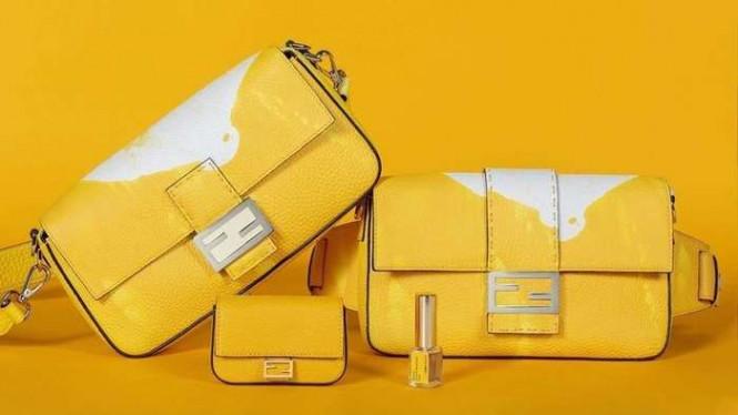 Ini Tas Fendi yang di Infus Parfume