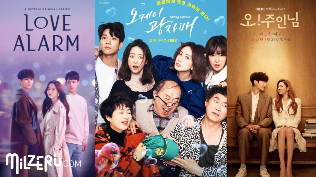 Deretan drama Korea yang Tayang di Bulan Maret, Jangan Sampai Kelewatan!